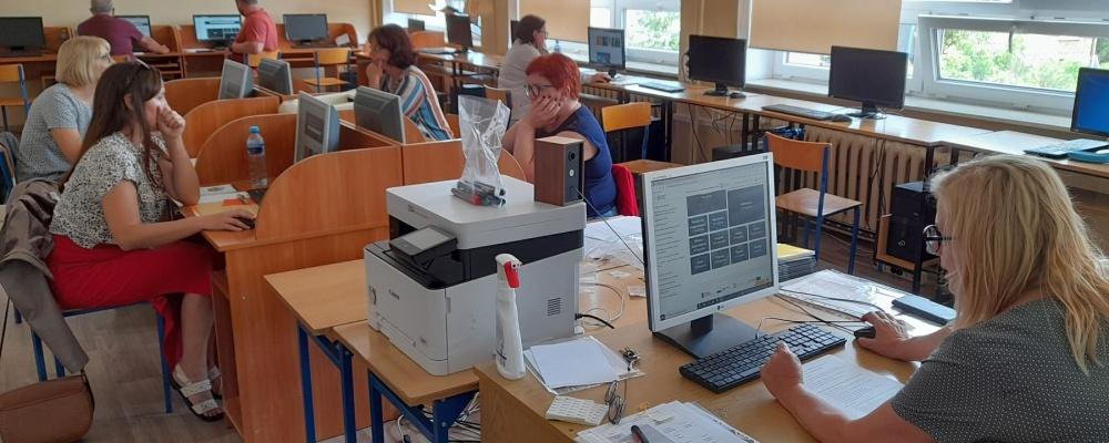 Szkolenie grantowe w obszarze oceniania w Szkole Podstawowej im. Jana Pawła II w Filipowie