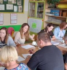 Ocenianie, monitorowanie osiągnięć edukacyjnych ucznia i Zintegrowana Platforma Edukacyjna w Szkole Podstawowej im. Marii Konopnickiej w Starym Folwarku