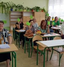 Ostatni dzień wakacji w Szkole Podstawowej im. św. Jana Pawła II w Raczkach