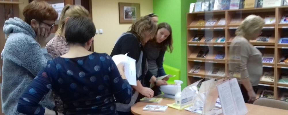Zielona szkoła w Centrum Edukacji Nauczycieli w Suwałkach