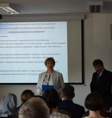 Relacja z IX Konferencji Metodycznej dyrektorów i nauczycieli szkół zawodowych województwa podlaskiego