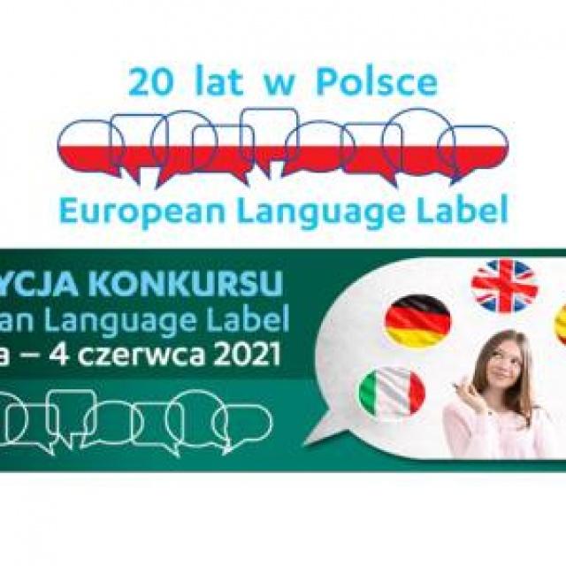 European Language Label 2021 w Regionalnym Punkcie Informacyjnym Centrum Edukacji Nauczycieli w Suwałkach
