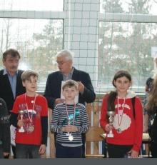 Międzyszkolny turniej szachowy w Szkole Podstawowej im. Mikołaja Bakałarza w Bakałarzewie