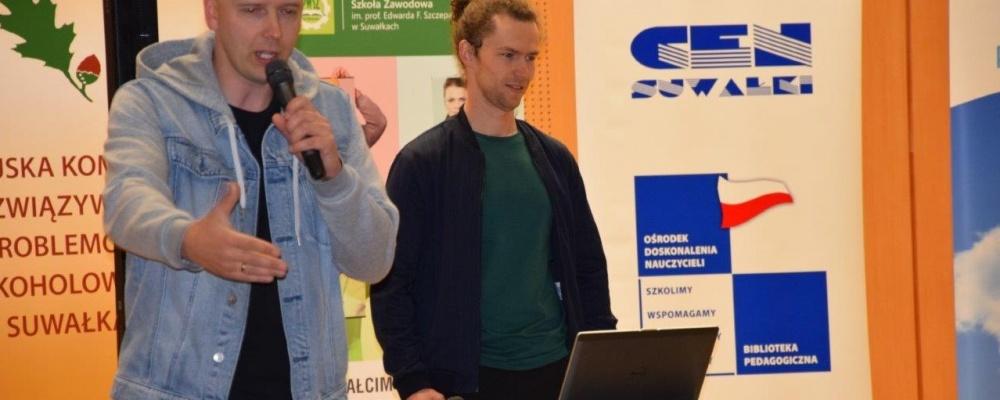 Wielki profilaktyczny koncert WZN w Suwałkach