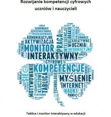 """Nowa publikacja CEN w Suwałkach """"Rozwijanie kompetencji cyfrowych uczniów i nauczycieli"""""""