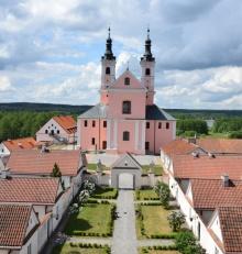 Pokamedulski Klasztor w Wigrach kolebką dziedzictwa kulturowego Suwalszczyzny i miejscem powstawania projektów edukacyjnych