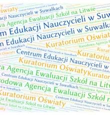 Wizyta przedstawicieli Narodowej Agencji Ewaluacji Szkół na Litwie w Centrum Edukacji Nauczycieli w Suwałkach