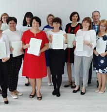 Kolejna edycja kursu kwalifikacyjnego z zakresu zarządzania oświatą zakończona!