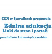 Linki do stron, portali, poradników i otwartych zasobów edukacyjnych