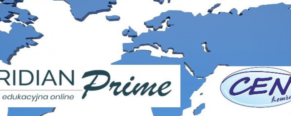 ZaTIKowana przyroda, geografia i historia – platforma Meridian Prime – CEN w Łomży zaprasza na szkolenie