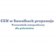 Przewodnik netograficzny dla polonistów