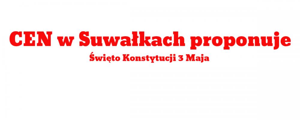 """""""Święto Konstytucji 3 Maja"""" – prezentacja do wykorzystania w edukacji wczesnoszkolnej"""