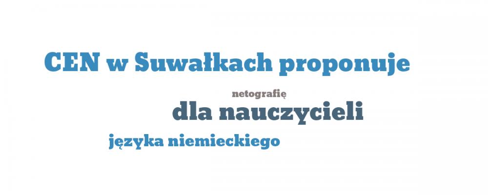 Netografia materiałów metodycznych dla nauczycieli języka niemieckiego dostępnych w Internecie