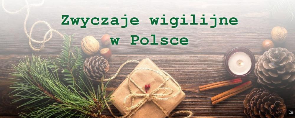 Zwyczaje wigilijne w Polsce